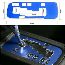 Blue Inner Accessories Trim Gear Frame Cover Kit for Jeep Wrangler JK 2012-2016
