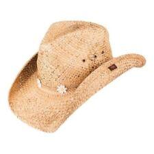 baf3de24041d4 Straw Cowboy Western Unisex Hats for sale