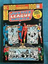 JUSTICE LEAGUE OF AMERICA DC-17 100 PAGE SUPER SPECTACULAR DC-7 SUPERMAN 1 LOT