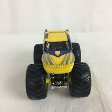 Hot Wheels Marvel Comics X Men Wolverine Die Cast Metal Monster Jam Truck - Used