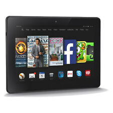 Amazon Kindle Fire HD 8GB, Wi-Fi, 7in Black 2nd Generation Very Good Condition