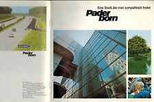Dressler, Paderborn una città che si trova simpatica, image-opuscolo 1976