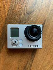 GoPro HERO3 Action Camera with 2 Extra Batteries, Charger and LCD Screen.