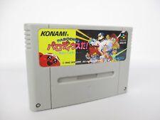 Super Famicom PARODIUS DA Video Game Nintendo Konami Cartridge Only sfc