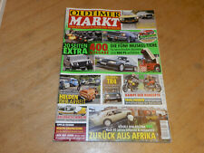 Markt 1/2014, Renault 15 + 17, Yamaha RD geg. Honda CB, 30 Jahre Ecomobile.