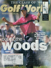 Golf World Magazine (February 19, 1999) Out of The Woods