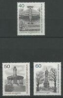 Berlin Mi.Nr. 634-636** (1980) postfrisch/Berlin-Ansichten (III)