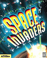 Space Invaders PC Computer Game Windows CD-ROM 1999 Arcade Video Game