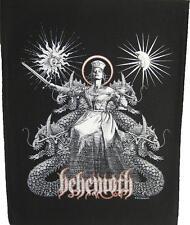 "Behemoth schiena ricamate/Back Patch # 2 ""Evangelion"""