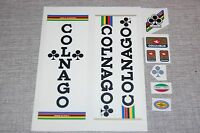 Colnago 80-90's cycling Master team decals
