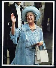 Uganda 1995 Queen Mother 95th Birthday MS1486 MNH