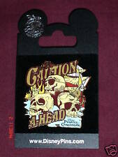 DISNEY PIRATES OF THE CARIBBEAN  PIN RETIRED 2007