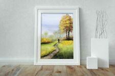 Realism Landscape Original Art Prints