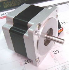 CNC Milling Machine Router Lathe NEMA 34 Step Motor 3.5 N.m Stepper shaft 3/8""
