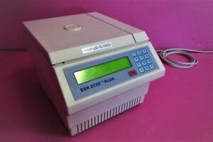 HemaTechnologies Model ESR STAT Plus Sed Rate Laser Kinetic Blood Analyzer