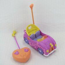 PINKIE PIE'S R/C CAR - MY LITTLE PONY - 2010 HASBRO REMOTE CONTROL LIGHT & SOUND