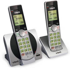 New Tech CS6919-2 DECT 6.0 Cordless Phone with Caller ID 2 Handsets