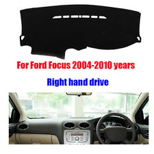 Car Dashboard Cover Mat for Ford Focus 2004-2010 Right Hand Car Avoid Light Pad