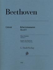 Henle Urtext Beethoven Piano Sonatas Vol 1