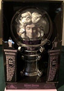 Disney Madame Leota Light-Up Fog Figure Crystal Ball Haunted Mansion