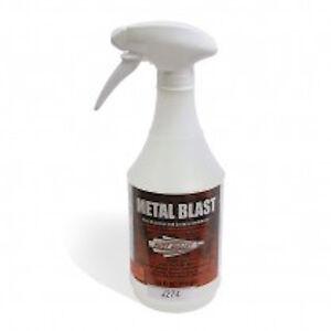 Rust Bullet Metal Blast, Cleaner and Conditioner for Metal Kills rust709 ml.