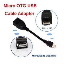 CABLE ADAPTATEUR OTG USB FEMELLE VERS MICRO USB MALE POUR SAMSUNG