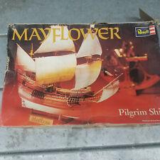 Revell model kit ship Mayflower H-316 Open Complete