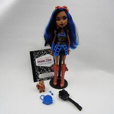 poupée doll MONSTER HIGH Robecca Steam -Captain Penny  4e vague 2012