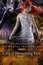 The Mortal Instruments 6: City of Heavenly Fire by Cassandra Clare (Paperback, …