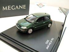 Renault Megane II Coupé Sport, verde, 2003, norev 1:43, embalaje original