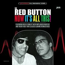 The Red Button - Now It's All This! [New CD]