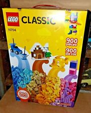 New in Box 900 pcs LEGO Classic Creative Box 10704