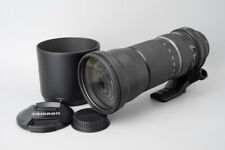 Tamron SP 150-600mm f/5-6.3 Di VC USD Lens, A011, for Canon EF Mount, AF