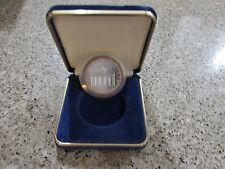 $ 1990 Germany 20 Mark silver coin, w/box, no COA