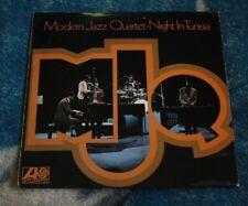 THE MODERN JAZZ QUARTET NIGHT IN TUNISIA UK LP ATLANTIC 588 129