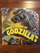 Whos Afraid Of Godzilla Book