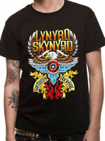 OFFICIAL LYNYRD SKYNYRD T Shirt Southern Rock and Roll Blues