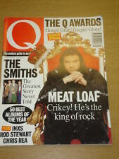 Q MUSIC MAG 88 JAN 1994 MEAT LOAF INXS THE SMITHS