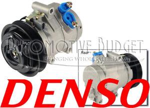 A/C Compressor w/Clutch Chevrolet Colorado GMC Canyon Hummer H3 & Isuzu -NEW OEM
