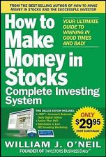 The How to Make Money in Stocks Complete Investing System: Your Ultimate...