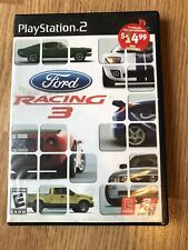 Ford Racing 3 PlayStation 2 PS2 Cib Game H2