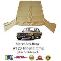 Innenhimmel Himmel für Mercedes W123 Coupe,Limousine mit Schiebedach Grau