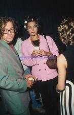 MICHAEL HUTCHENCE INXS 90s DIAPOSITIVE DE PRESSE ORIGINAL VINTAGE SLIDE #20