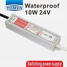 10W 24V Waterproof outdoor Single Output Switching power supply