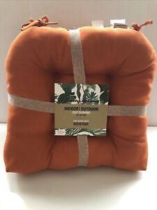 "Lot Of 2 Tommy Bahama Set Of 2 Indoor/Outdoor  Seat Cushions 20""X20"" Oeko TexNEW"