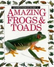 Amazing Frogs and Toads-ExLibrary