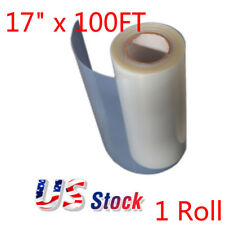 "Waterproof Inkjet Milky Transparency Film for Silk Screen 17"" x 100FT - US Stock"