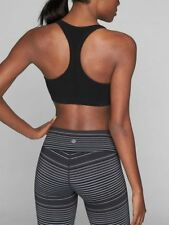 ATHLETA Pura Bra, NWT, XL, Black, Studio/Barre, Sold Out in Stores!