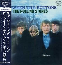 "ROLLING STONES ""BETWEEN THE BUTTONS"" ORIG JAPAN 1967 OBI/INSERT M-/M-"