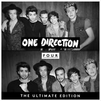 ONE DIRECTION - FOUR  (DELUXE EDITION) CD NEW